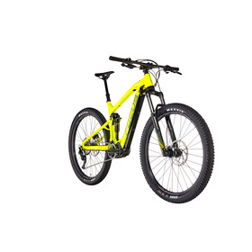 FOCUS Jam² 6.7 Nine E-MTB fullsuspension grøn
